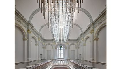 Leo Villareal's 23,000 Points of Light Illuminate the Renwick Gallery