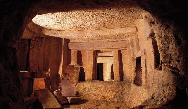 Malta's Hypogeum, One of the World's Best Preserved Prehistoric Sites, Reopens to the Public