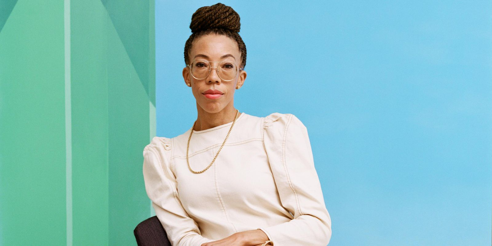 Why the Newest Works by Amy Sherald Focus on Ordinary People