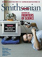 Cover for July 2009