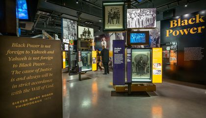 The Sounds and Images of Black Power Take Center Stage in This Post-Civil Rights Exhibition