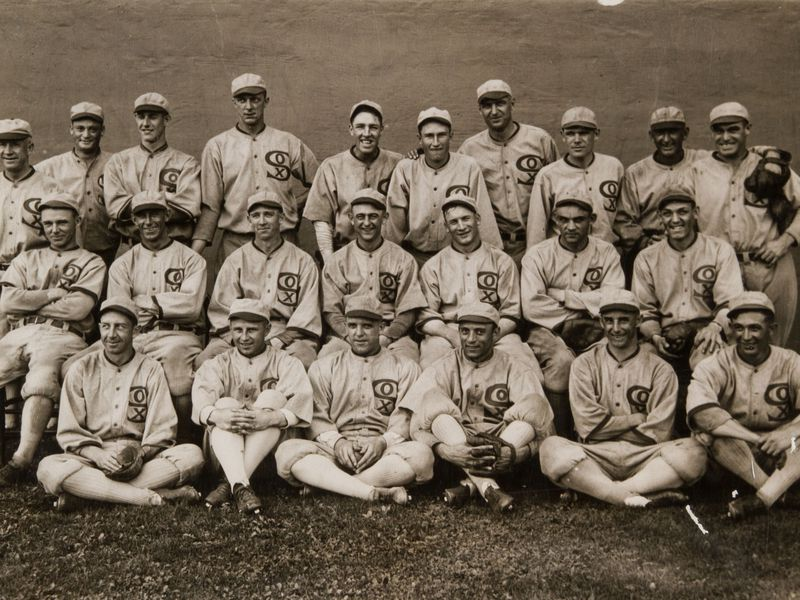 Image result for 1919 White Sox