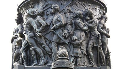 The Pernicious Myth of the 'Loyal Slave' Lives on in Confederate Memorials