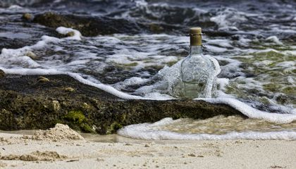 Message in a Bottle, Found in the Baltic Sea, Is 100 Years Old