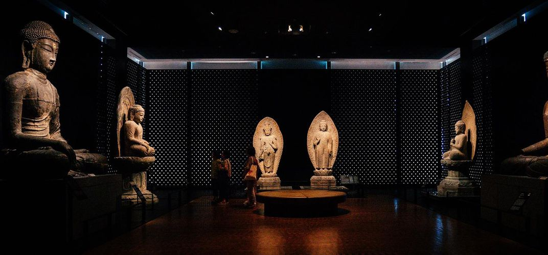Caption: Seven Must-See Museums in South Korea