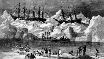 Remnants of a Whaling Disaster Have Been Discovered off the Coast of Alaska