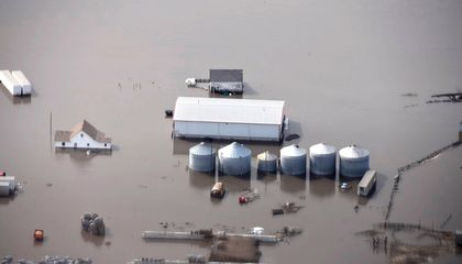 Flooding in Midwest May Reach 'Historic and Catastrophic' Levels