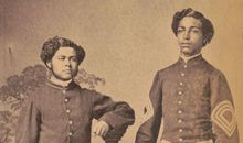 How Photography Tells the Story of the Civil War's Black Soldiers