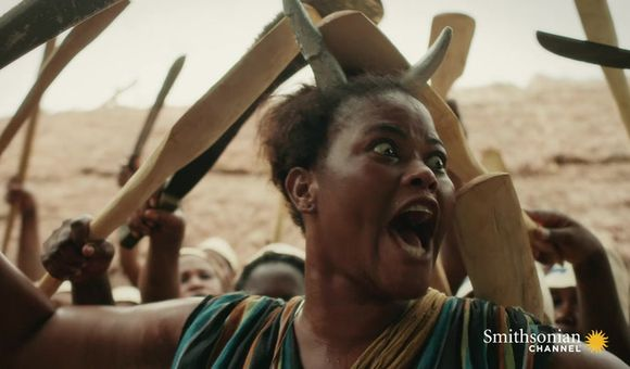 Preview thumbnail for video'How African Female Ex-Slaves Became Agooji Warriors