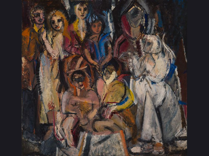 Sweeping Survey Unites Works by 100 Women Artists of the Past Century