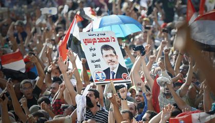 The Muslim Brotherhood's Short History as an Officially Recognized Political Party Is Over