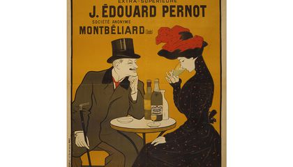 "When Happy Hour Was ""Green Hour"" in Paris"