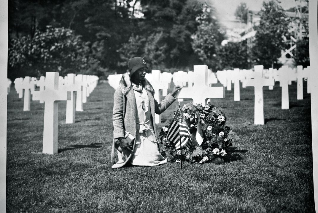Jim Crow Compounded the Grief of African American Mothers Whose Sons Were Killed in World War I