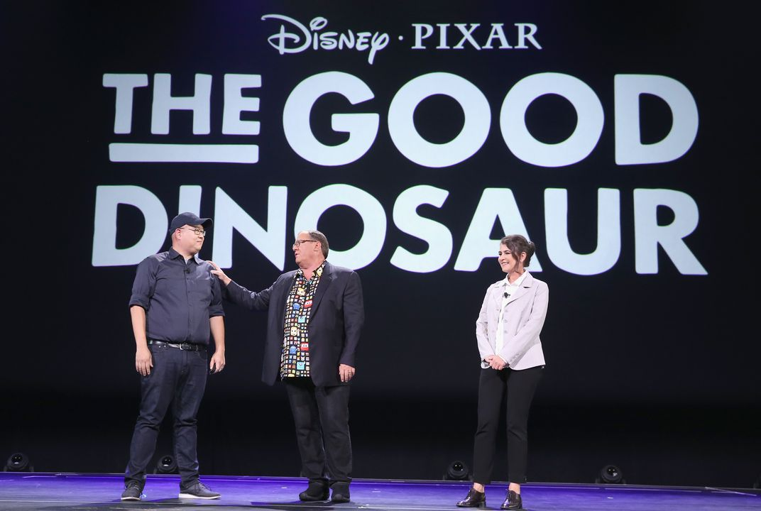 Wyoming partners with Pixar on dinosaur movie