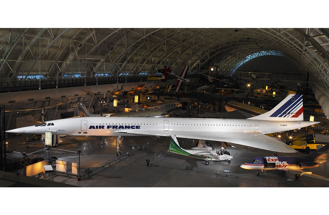 When Concorde First Flew It Was A Supersonic Sight To