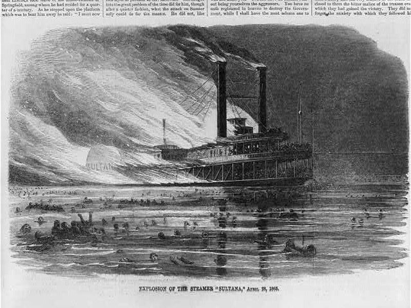 This Civil War Boat Explosion Killed More People Than the 'Titanic