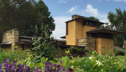 Frank Lloyd Wright-Designed Buildings (and One Doghouse) Open for Rare Tours in Honor of the Architect's 150th Birthday