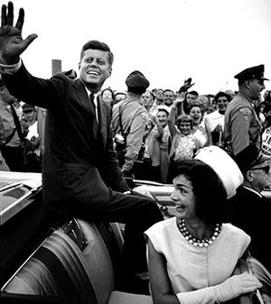 America Now: JFK 100<br />