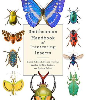 Preview thumbnail for 'The Smithsonian Handbook of Interesting Insects