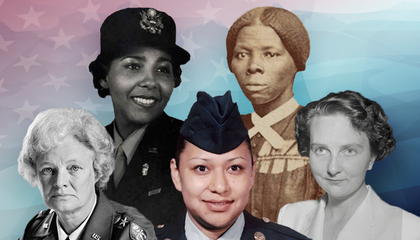 Five Women Veterans Who Deserve to Have Army Bases Named After Them