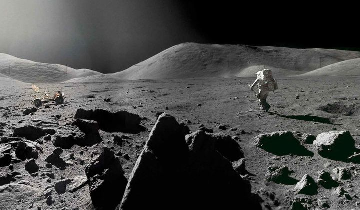48 Years Ago Today, Apollo 11 Landed on the Moon