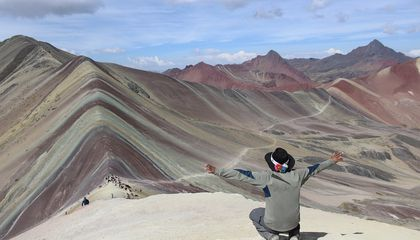 Peru's Rainbow Mountain Could Be in Danger Following Surge in Popularity