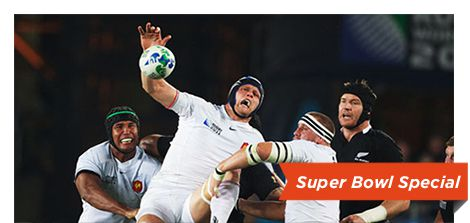 What's tougher: Rugby or American football?