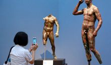 The Getty Is Fighting to Keep a Rare Greek Bronze