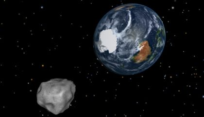 What Can We Do About Big Rocks From Space?
