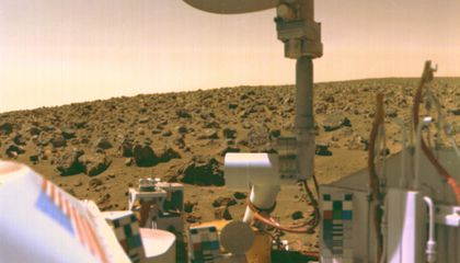 The Debate Over Whether We've Already Found Life on Mars, Continued
