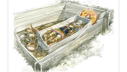 Why Did Early Medieval Europeans Reopen Graves?