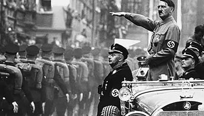 Why Americans Flocked to Catch a Glimpse of Hitler's Car
