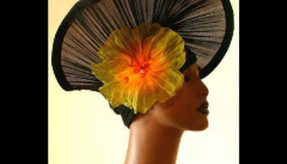 Craft Show Artist Kate Bishop Makes Elegantly Eccentric Hats