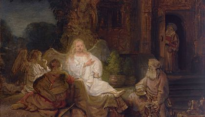 Rare Rembrandt Biblical Scene Could Fetch $30 Million at Auction