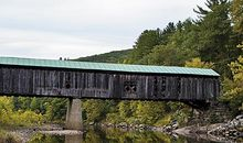 Scott Bridge Vermont