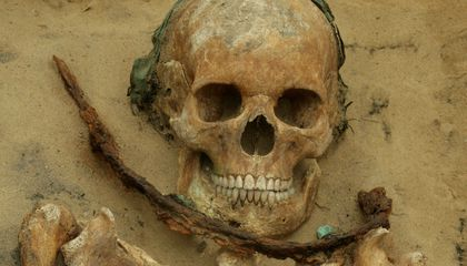 Burials Unearthed in Poland Open the Casket on The Secret Lives of Vampires