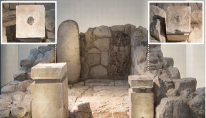 Archaeologists Identify Traces of Burnt Cannabis in Ancient Jewish Shrine