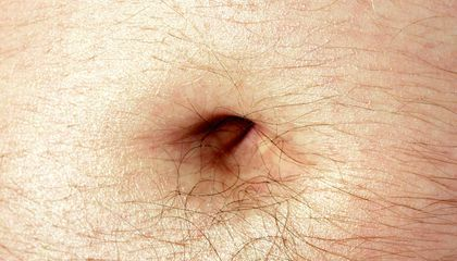Here's Why Some People Have More Bellybutton Lint Than Others