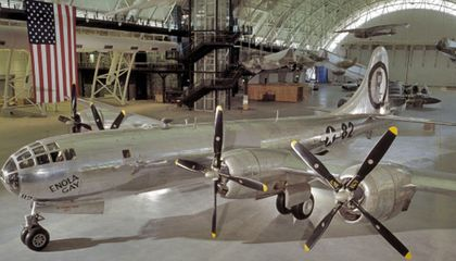 enola gay markings