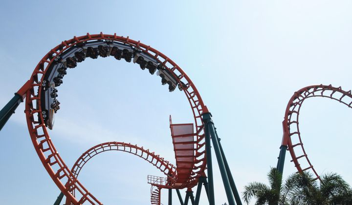 The Psychology of Roller Coasters