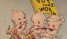 The Prolific Illustrator Behind Kewpies Used Her Cartoons for Women's Rights