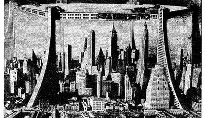 In 1949, a Physicist Proposed Using Skyscapers And a Roof to Control NYC's Climate