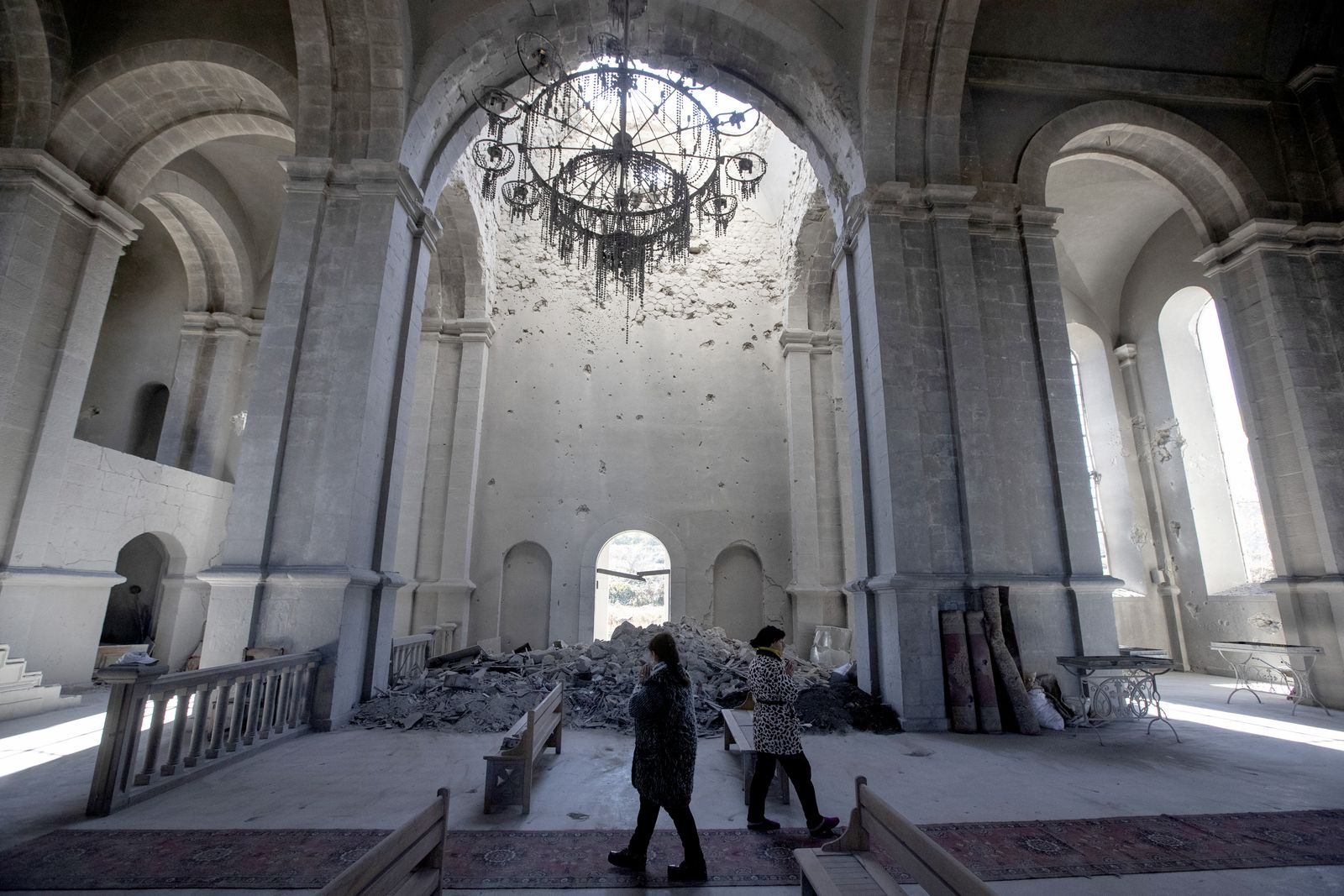 Why Scholars, Cultural Institutions Are Calling to Protect Armenian Heritage