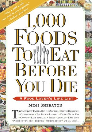 Preview thumbnail for video '1,000 Foods To Eat Before You Die: A Food Lover's Life List