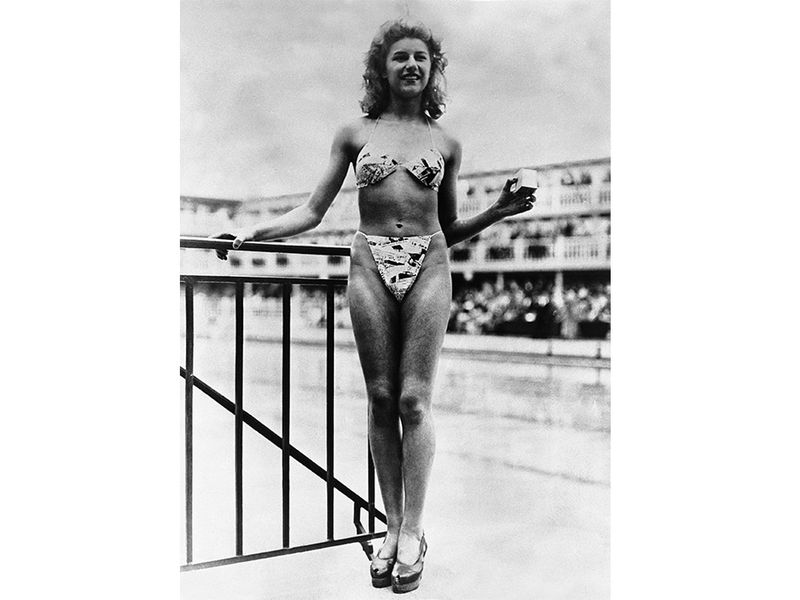 490cd53c40 How the Summer of Atomic Bomb Testing Turned the Bikini Into a ...