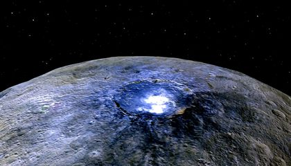Ceres' Spots in the Spotlight
