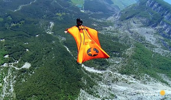 Preview thumbnail for video'Wingsuit Flying: The Most Extreme Sport of All?