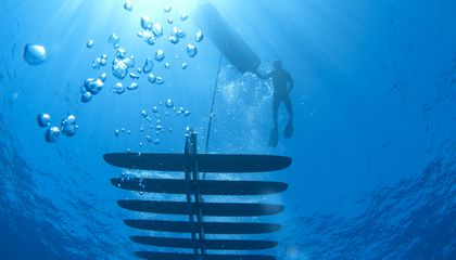 PHOTOS: The Mind-Blowing, Floating, Unmanned Scientific Laboratory