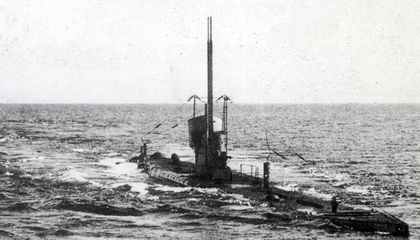 The Hunt for the Notorious U-Boat UB-29