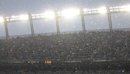 The Science of the First Cold Weather Super Bowl